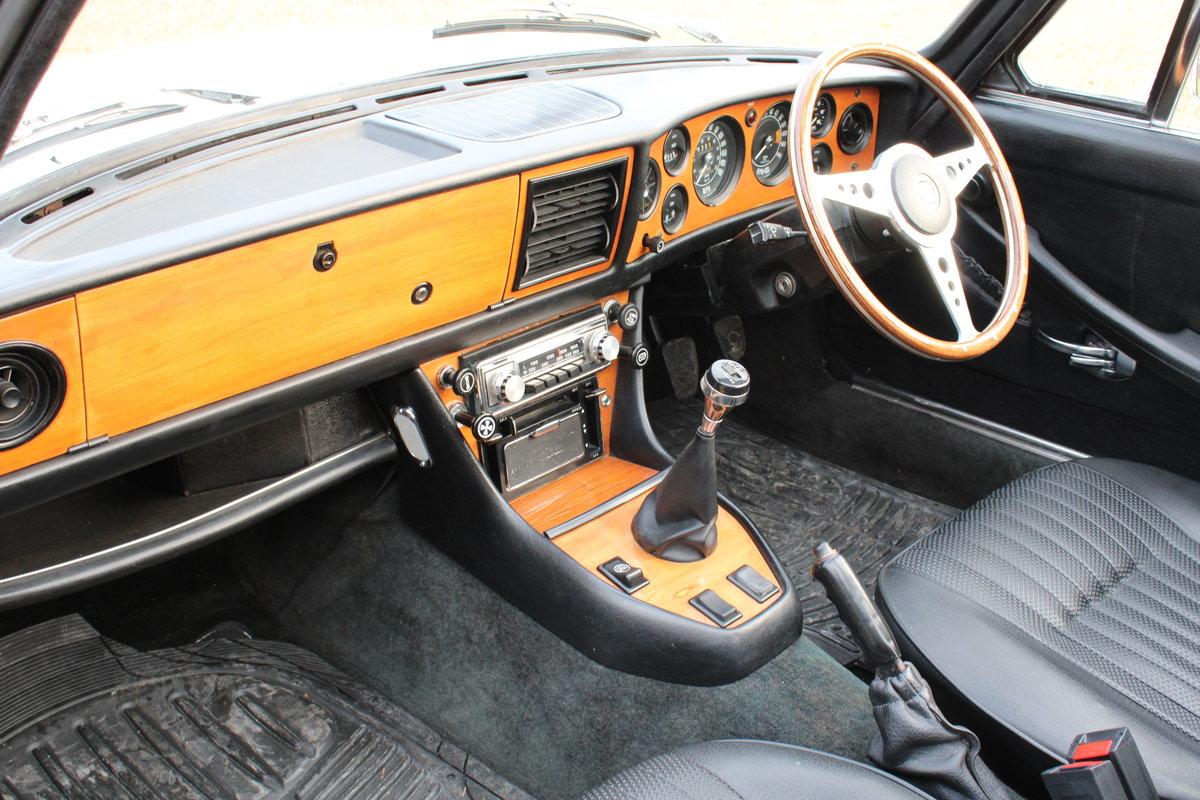1972 TRIUMPH STAG MK1 For Sale (picture 10 of 12)