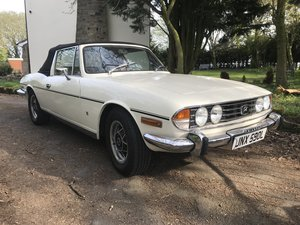 1973 Triumph Stag Mark Two  For Sale