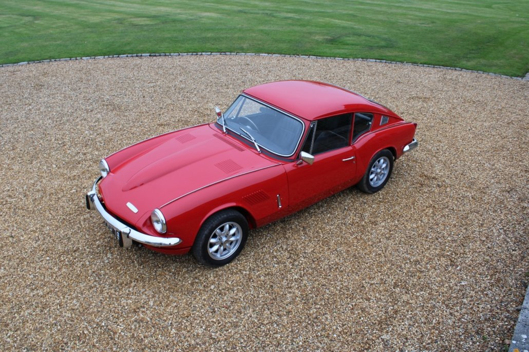 1969 TRIUMPH GT6 MK2 2.5L - SPECIAL CAR - £23,950 For Sale (picture 9 of 12)
