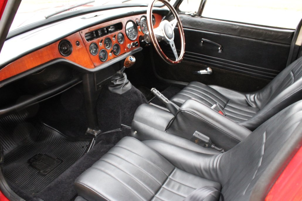 1969 TRIUMPH GT6 MK2 2.5L - SPECIAL CAR - £23,950 For Sale (picture 12 of 12)