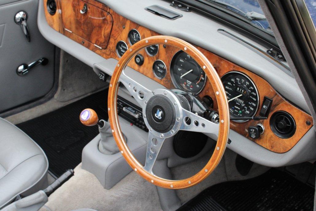 1974 TRIUMPH TR6 For Sale (picture 10 of 12)