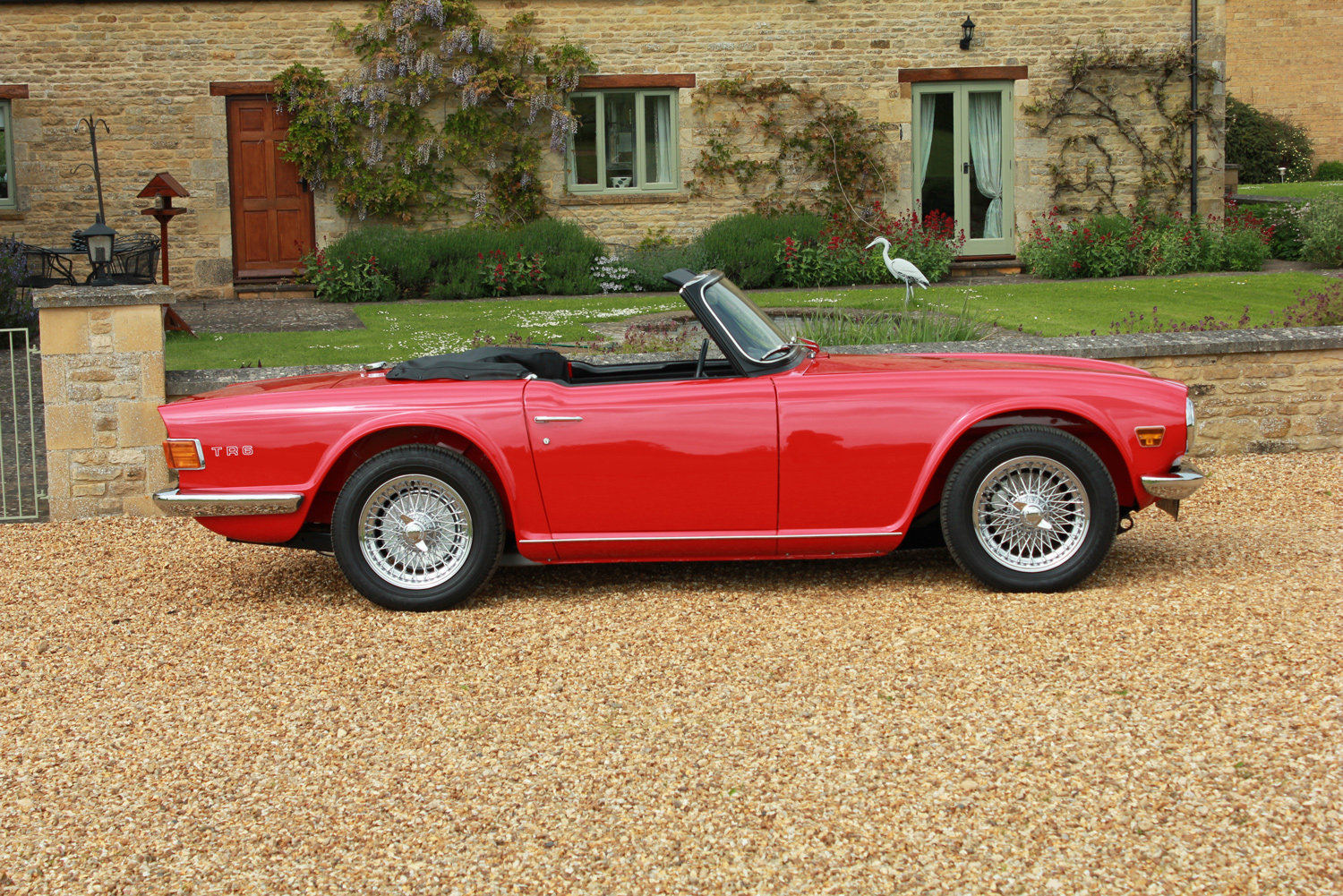 1971 TRIUMPH TR6 - BEST AVAILABLE For Sale (picture 7 of 12)
