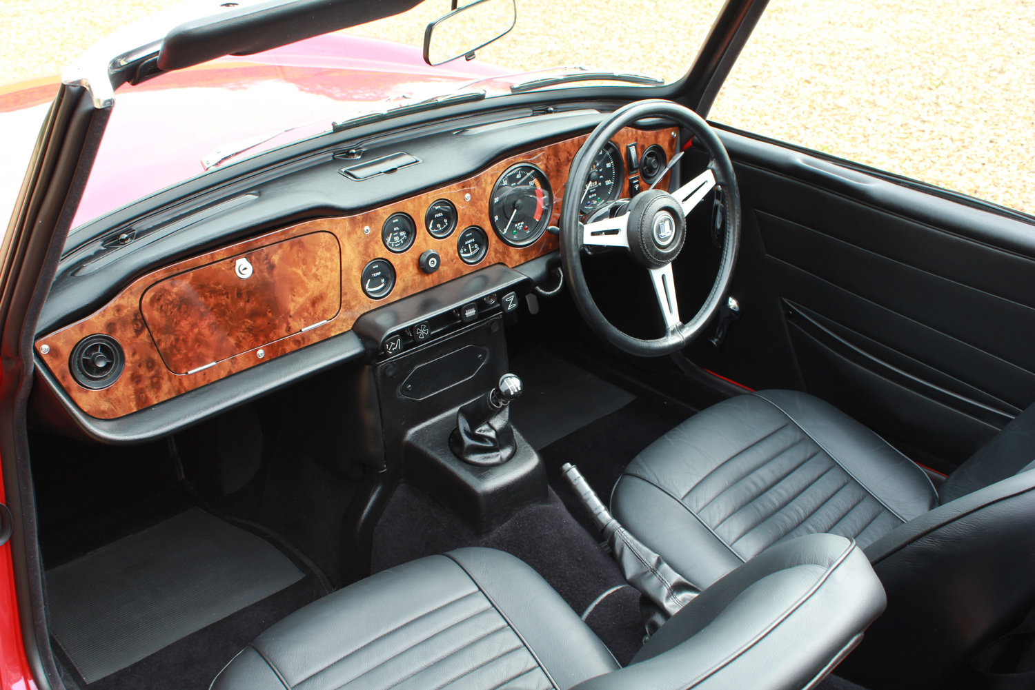 1971 TRIUMPH TR6 - BEST AVAILABLE For Sale (picture 10 of 12)