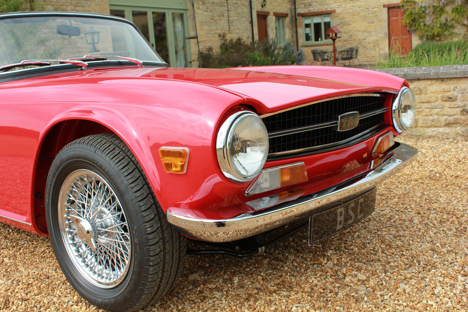 1971 TRIUMPH TR6 - BEST AVAILABLE For Sale (picture 12 of 12)
