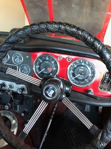 1963 TR4 FOR SALE
