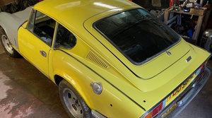 Triumph GT6 Mk3, overdrive, 1973
