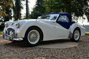 1956 Triumph TR3- Fast Road Engine For Sale