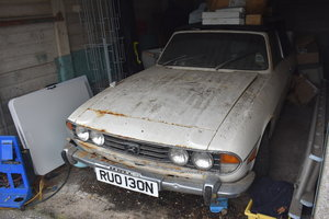 A 1974 Triumph Stag project - 23/06/2019 For Sale by Auction