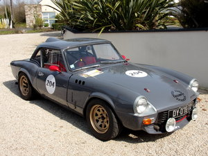 1974 Road and race Spitfire For Sale
