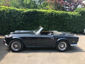 Triumph TR5 PI 1968 UK Car  For Sale