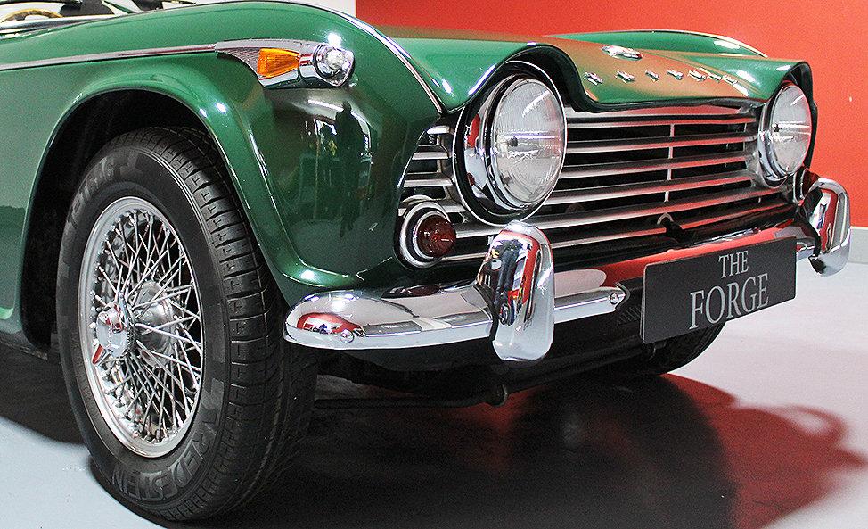 1965 Triumph TR4A  For Sale (picture 2 of 6)