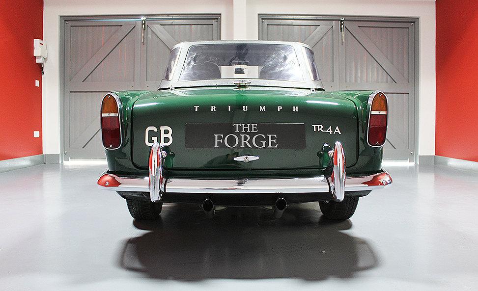 1965 Triumph TR4A  For Sale (picture 4 of 6)