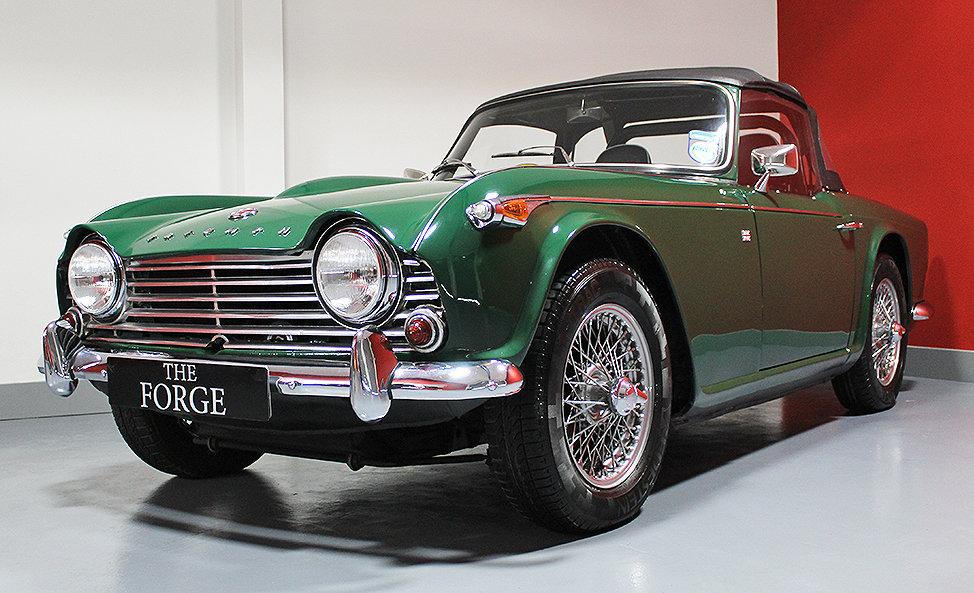 1965 Triumph TR4A  For Sale (picture 5 of 6)