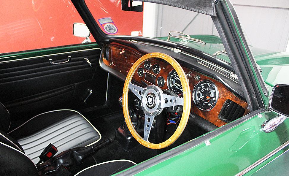 1965 Triumph TR4A  For Sale (picture 6 of 6)