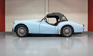 1954 Triumph TR2 Longdoor For Sale