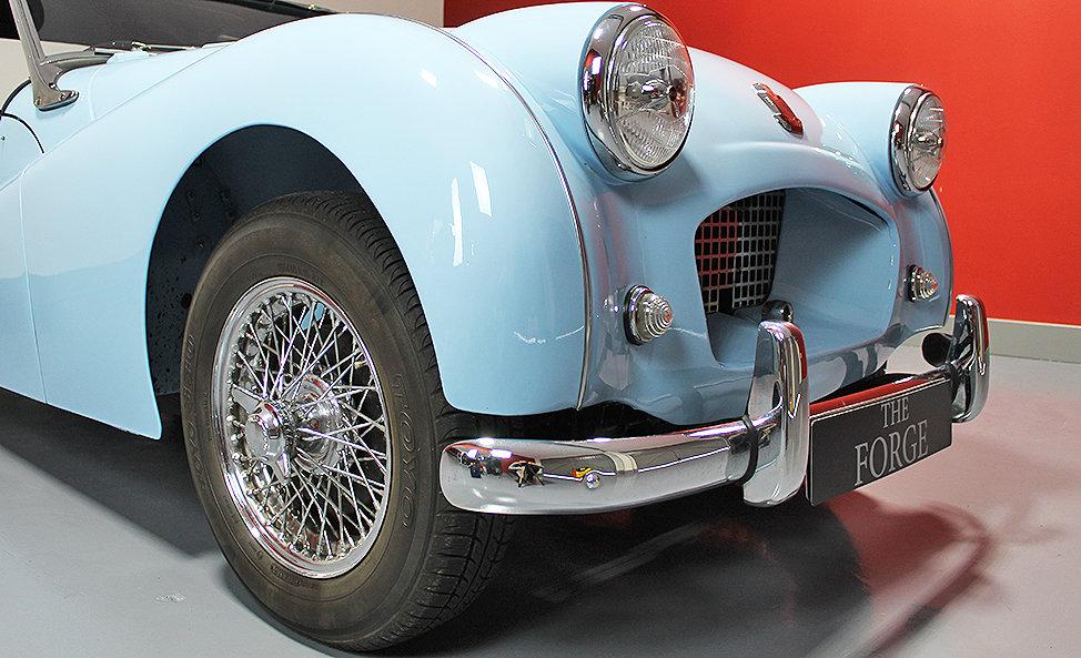 1954 Triumph TR2 Longdoor For Sale (picture 2 of 6)