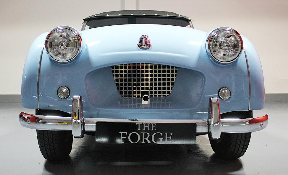 1954 Triumph TR2 Longdoor For Sale (picture 3 of 6)