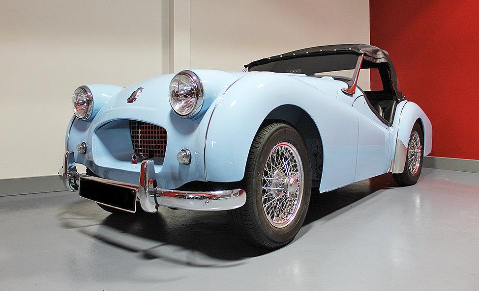 1954 Triumph TR2 Longdoor For Sale (picture 5 of 6)