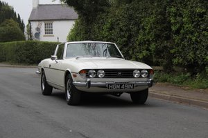1975 Triumph Stag Automatic - Superb Condition SOLD