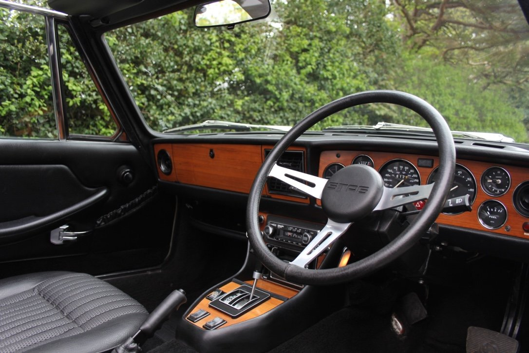 1975 Triumph Stag Automatic - Superb Condition SOLD (picture 7 of 12)