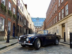 Immaculate Condition 1968 Triumph TR250