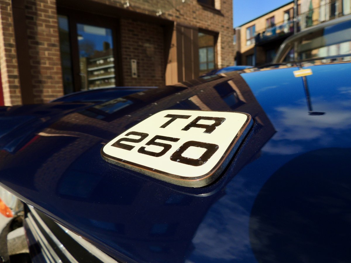 Immaculate Condition 1968 Triumph TR250 For Sale (picture 5 of 6)