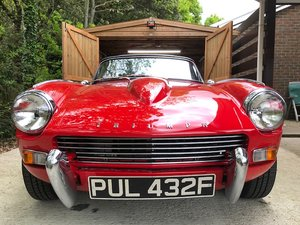 Triumph Spitfire MkIII 1968 For Sale