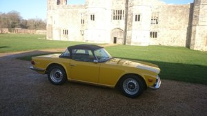 Tr6 pi 1971 bargain reduced to £15000 ovno  For Sale