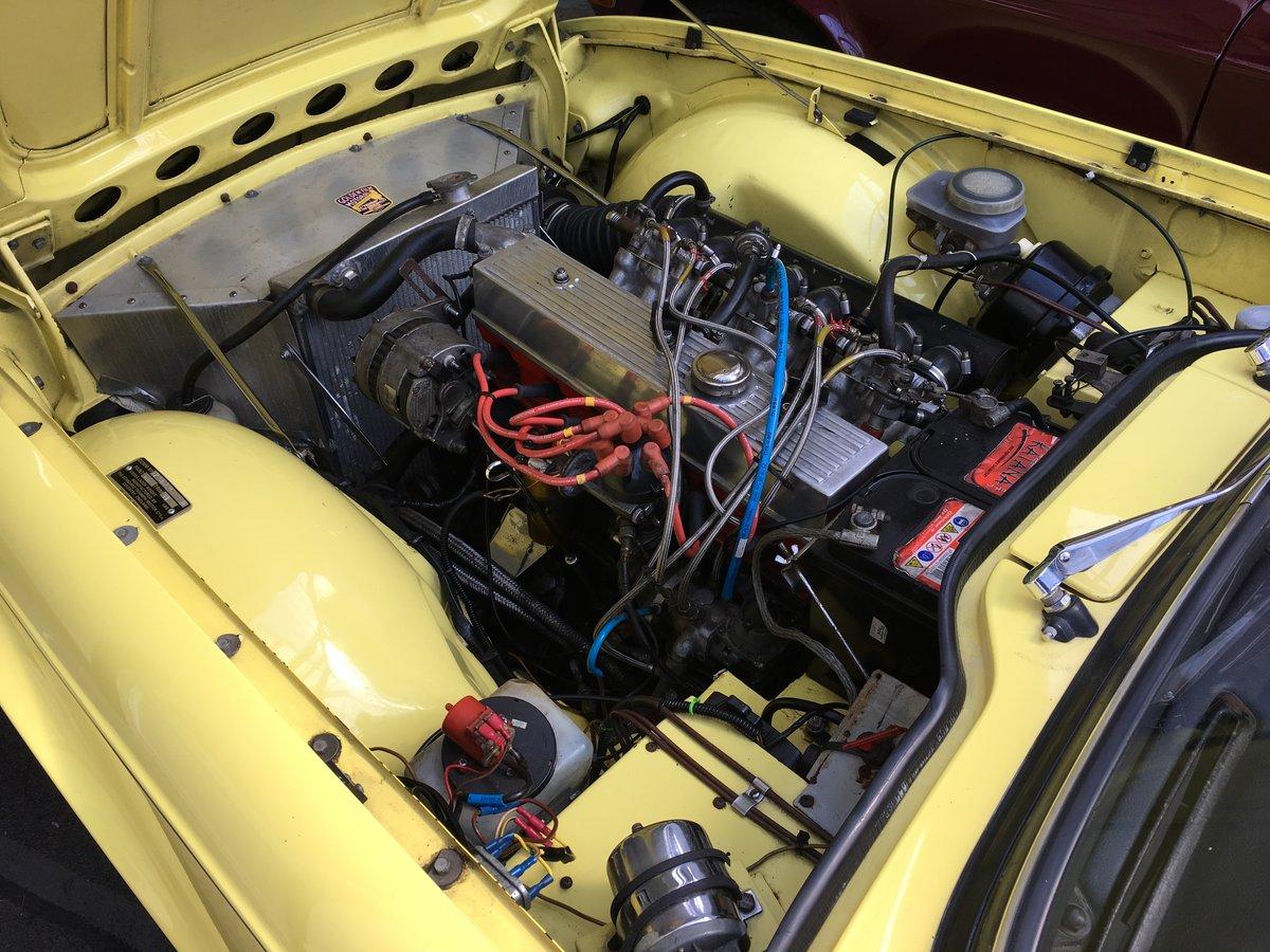 1970 Triumph TR6 2.5 Pi Overdrive - Fast Road Spec For Sale (picture 5 of 6)