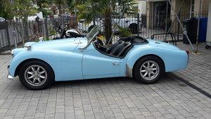 1960 Triumph tr3a show winner For Sale