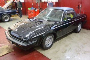 1982 Triumph TR7 - one owner, LHD For Sale
