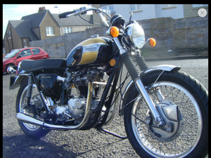 1972 Triumph T120 For Sale