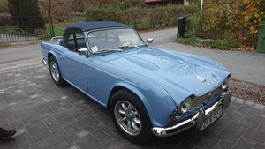 1964 Fully restored TR4 in superb condition! For Sale