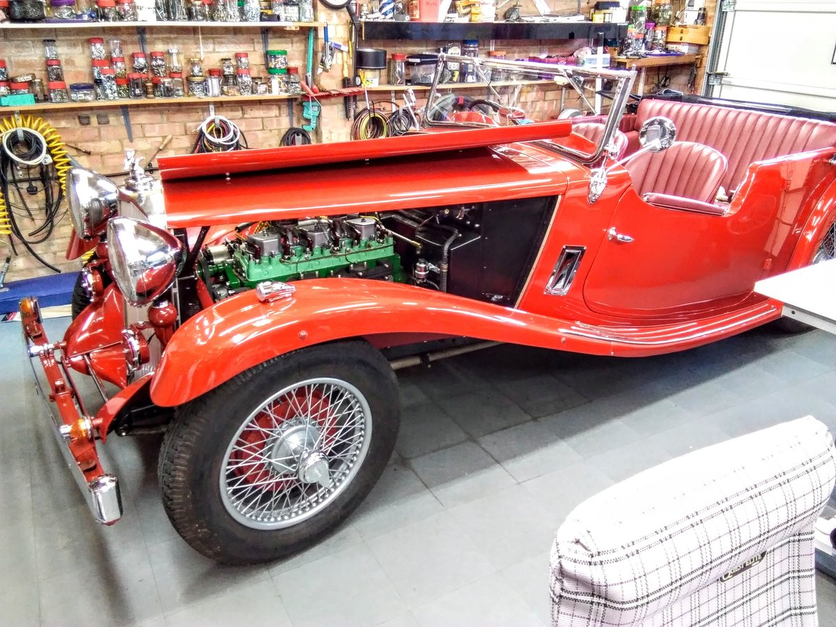 1934 Triumph Gloria Super Six For Sale (picture 1 of 6)