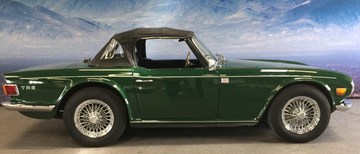1969 Triumph TR 6  SOLD (picture 2 of 6)
