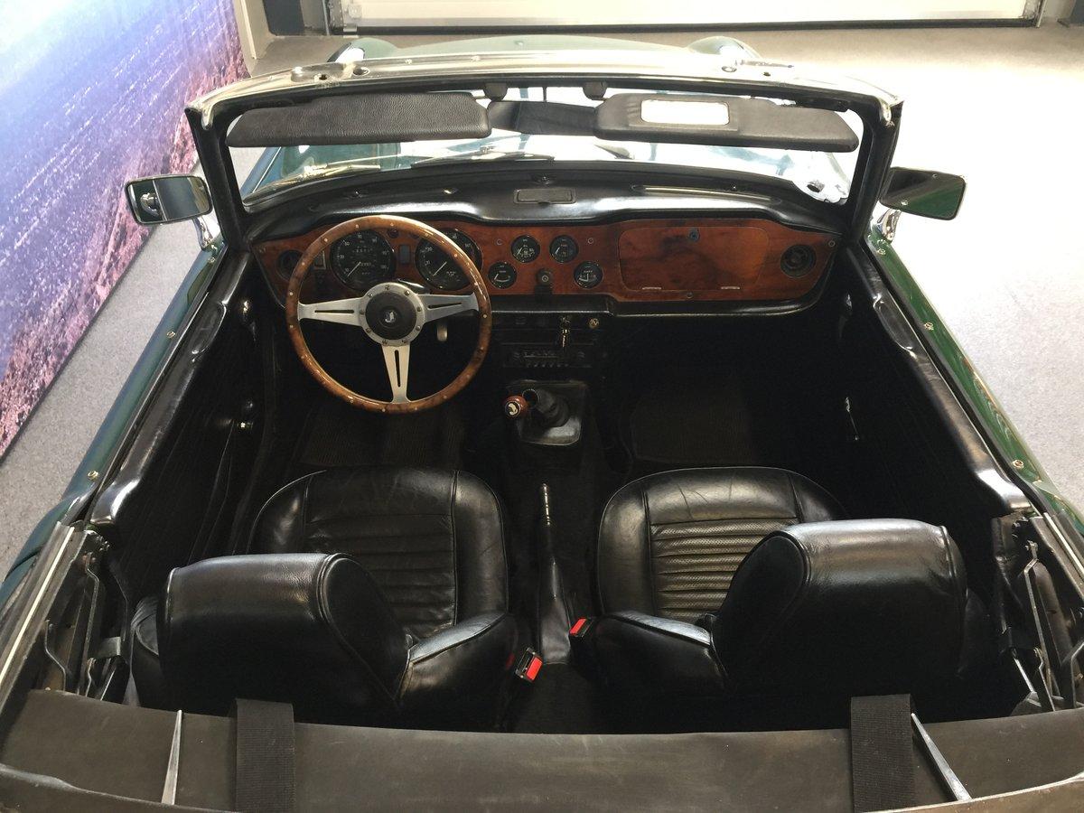 1969 Triumph TR 6  SOLD (picture 4 of 6)