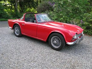 1965 TR4 For Sale