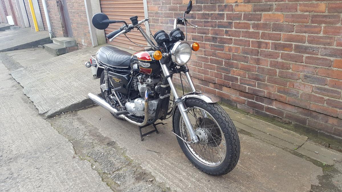 1980 Triumph T140 Bonneville - UK bike SOLD (picture 2 of 6)