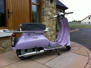 1966 Triumph Tina Scooter For Sale