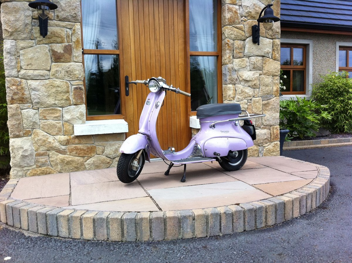 1966 Triumph Tina Scooter For Sale (picture 2 of 6)