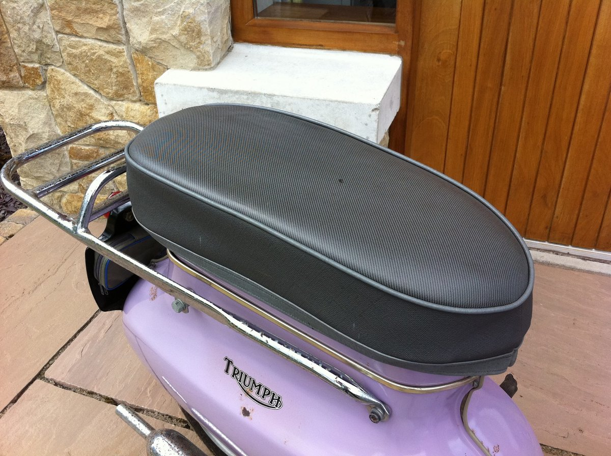 1966 Triumph Tina Scooter For Sale (picture 4 of 6)
