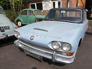 1965 Triumph 2000 Mk1 for restoration. For Sale