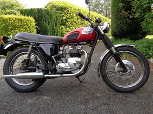 1971 TRIUMPH 500 TROPHY  T100C  MATCHING NUMBERS