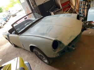 Triumph Spitfire mk3, 1969 For Sale