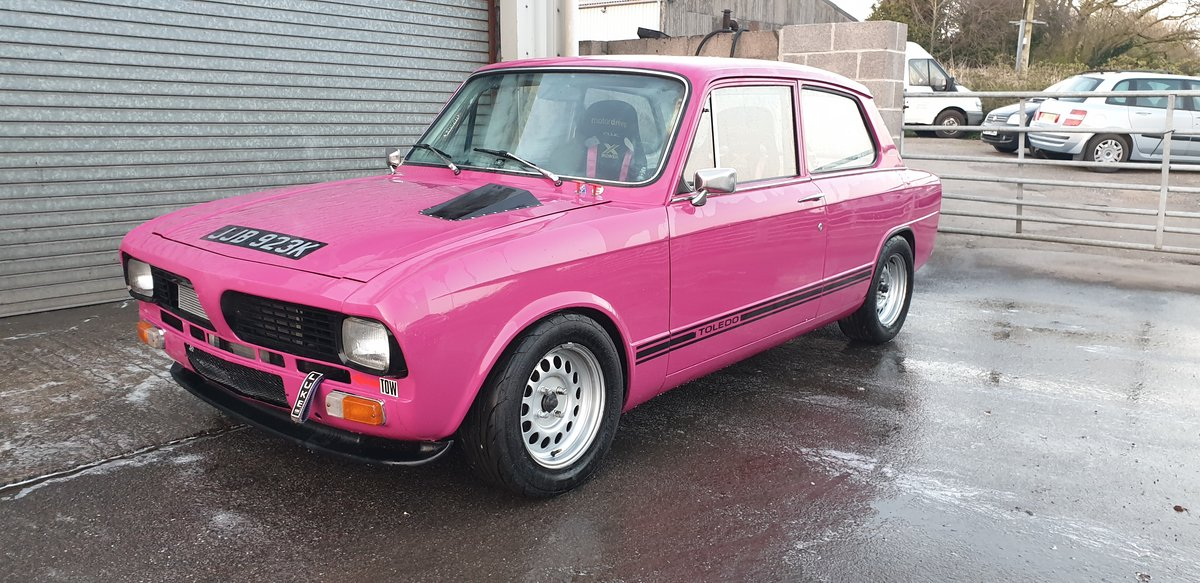1971 Triumph Toledo Dolomite Sprint Powered Track Car For Sale (picture 1 of 6)