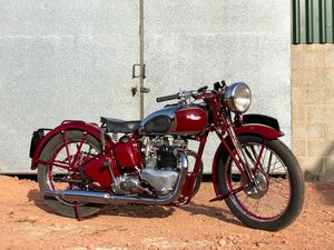 Pre-War 1938 Triumph Speed Twin 5T 500cc For Sale