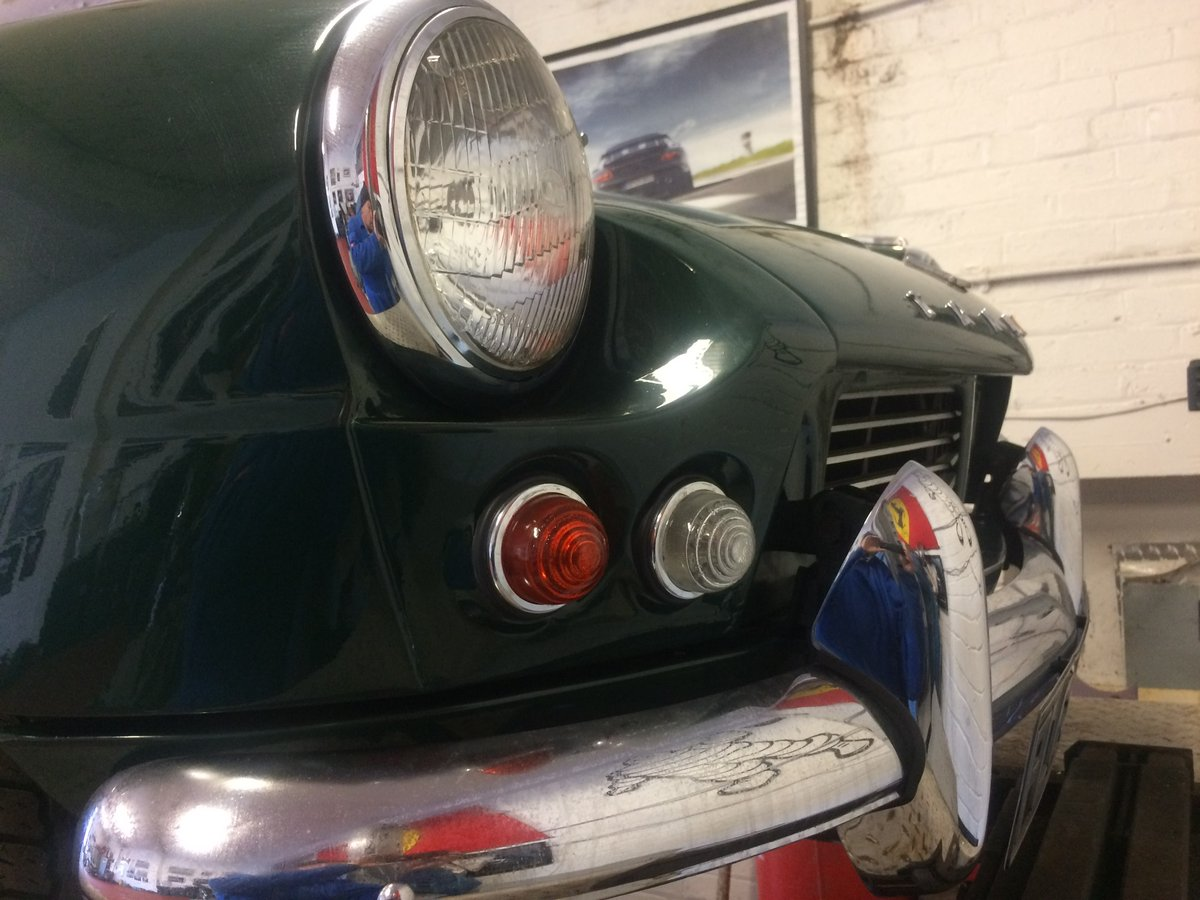 1964 Stunning Triumph Spitfire MK11 For Sale (picture 1 of 6)