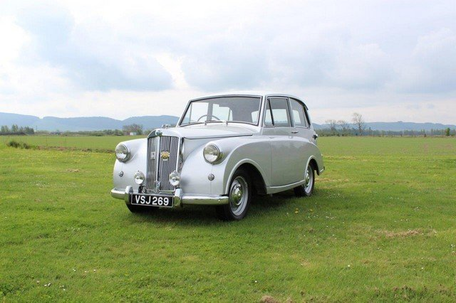 1953 Triumph Mayflower at Morris Leslie Auction 25th May SOLD by Auction (picture 1 of 6)