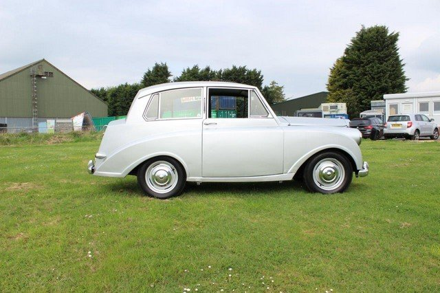 1953 Triumph Mayflower at Morris Leslie Auction 25th May SOLD by Auction (picture 3 of 6)