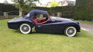 1959 TR3A LHD. For Sale